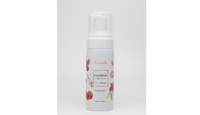 Raspberry Bubble Cleanser