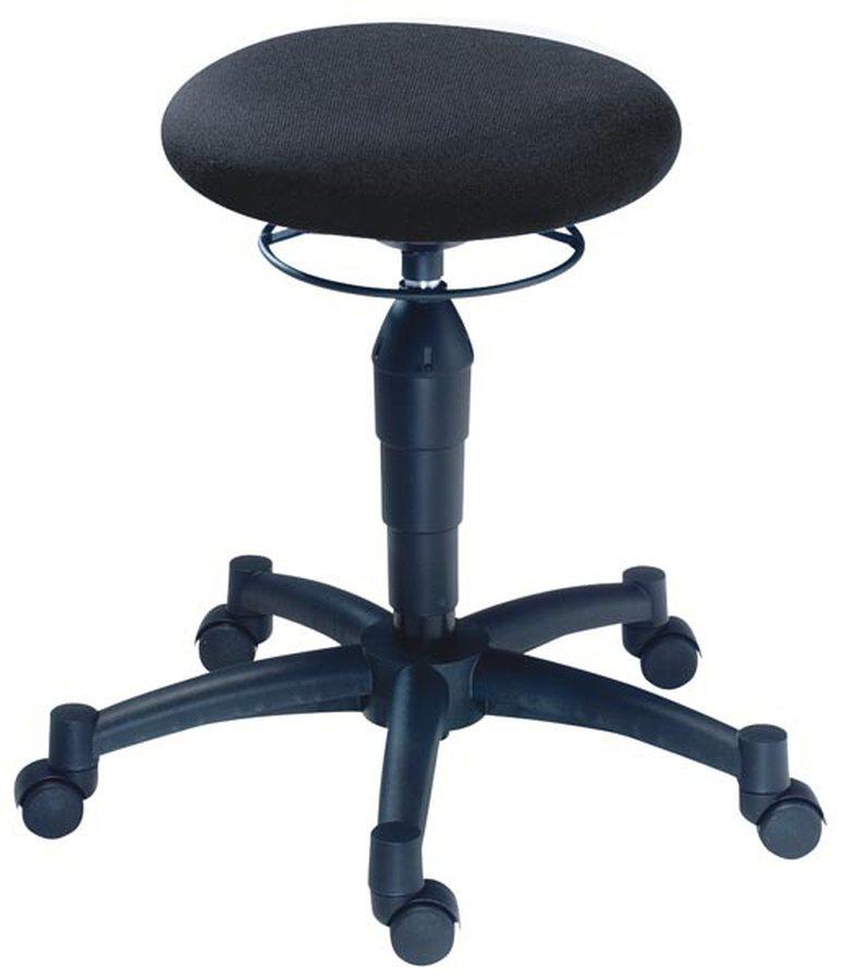 Rückentraining inklusive Sitzen und dabei in Bewegung bleiben. Sitzfläche mit Body-Balance-Tec®-Gele...