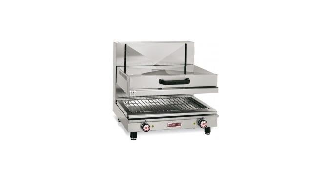 Gratare (pentru fripturi) de mare capacitate, pentru catering BERTO S.