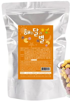 Cereal (cereales orgánicos sol y luna y estrella)