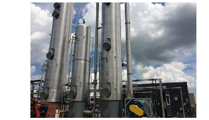 Dürr MEGTEC offers biogas purification equipment to remove particulate, H2S, CO2, H2O and siloxanes ...