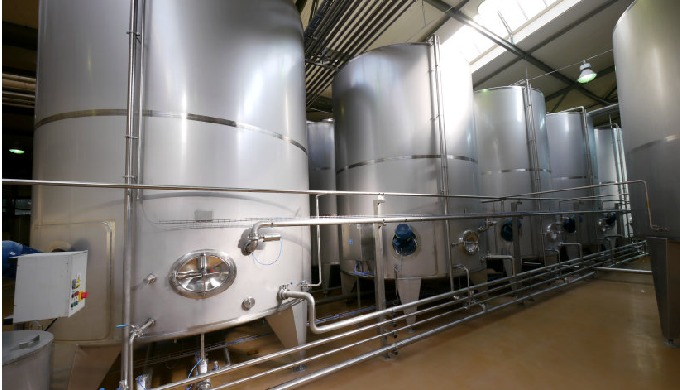 Depectinisation process is carried out in acid-proof tanks equipped with stirrers (mixers). They are...