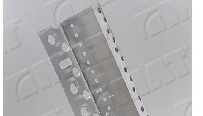 Kvalitní plastové profily pro vnitřní a vnější omítky