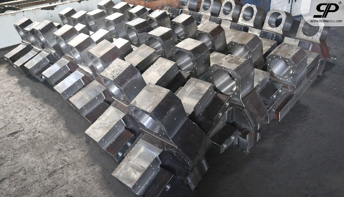 metal fabrication parts for machinery