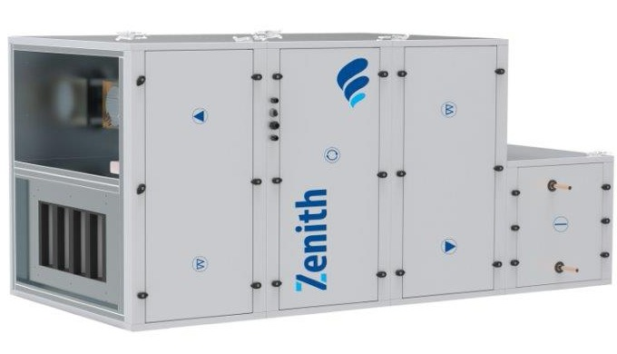 COMPACT AIR HANDLING UNITS  ZENITH