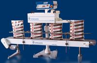 SOLDADORAS EN CONTINUO POR CALOR CONSTANTE.TCG-200 Indicado para materiales complejos, papel termoso...