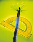Die torsionsfähigen Steuer- und Daten- Leitungen sind bestimmt für die Verwendung als Anschluss- und...
