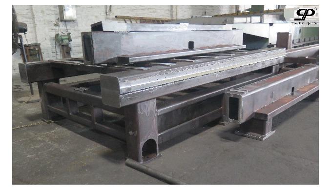 OEM metal guide rail for big size mechine 1. Materials--Processing various aluminum materials and av...
