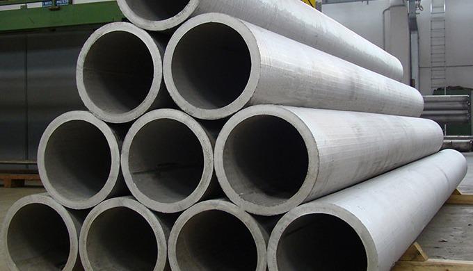 TUBI SALDATI – ricavati da lamiera con diametri da 80 a 2500 mm, spessori da 2 a 60 mm e lunghezze f...