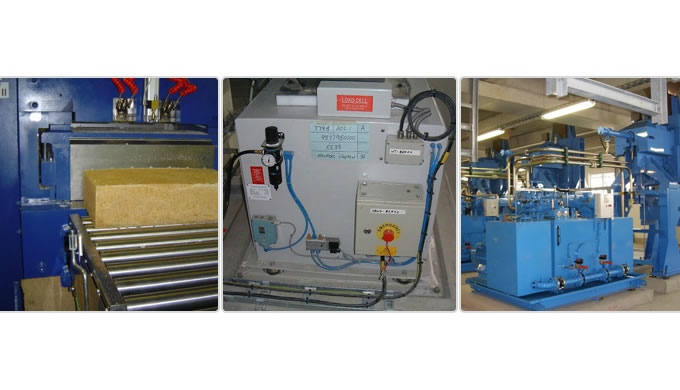 Baling equipment and plastic injection moulding specialist
