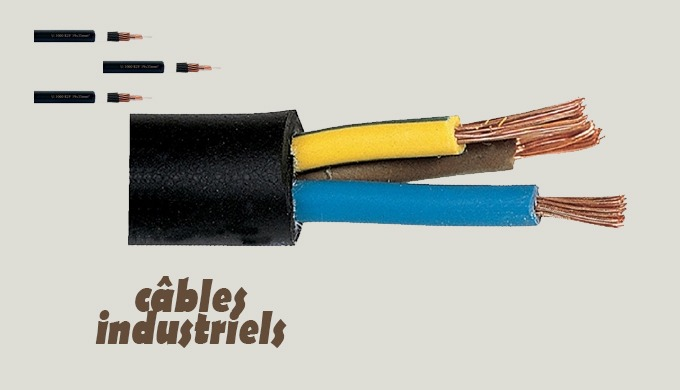 Câblage et accessoires électiques