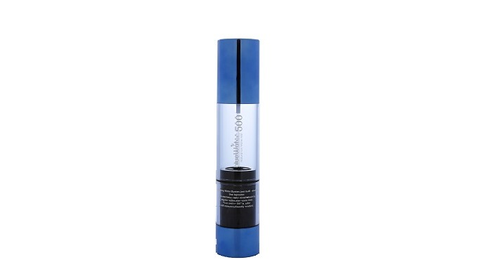H&Care's portable hydrogen water mist is a semi-permanent product that helps your skin stay moisturi...
