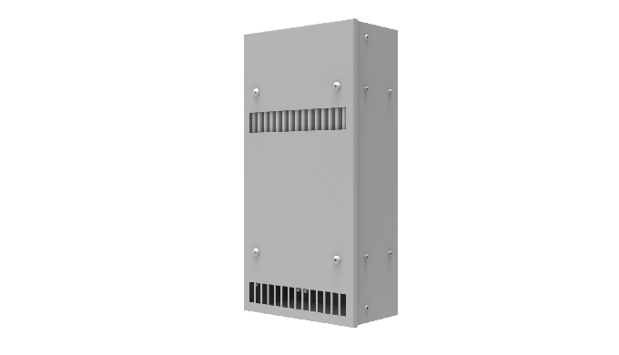 Scambiatore di calore Aria / Aria Costruiti con il nuovo, brevettato pacco di scambio in allumino, d...