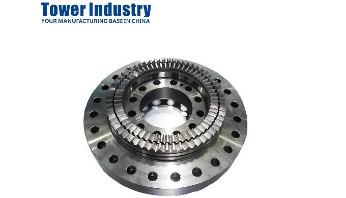 China Customize Large CNC Machining Parts