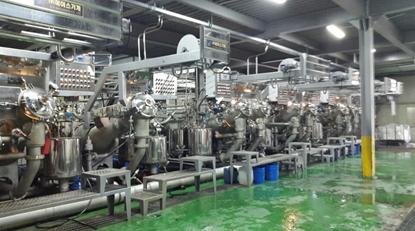 ace jet dyeing machine
