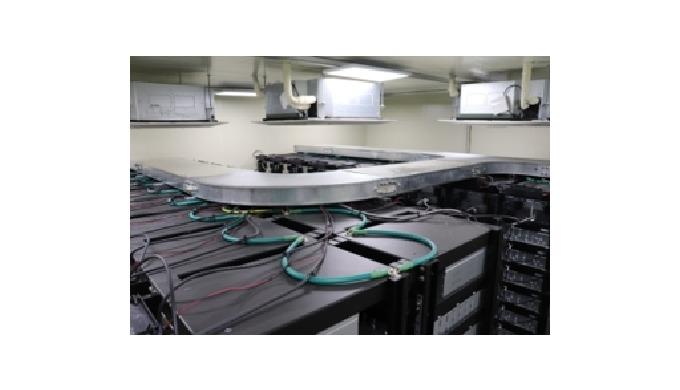 Система хранения энергии / 2.4MW ESS