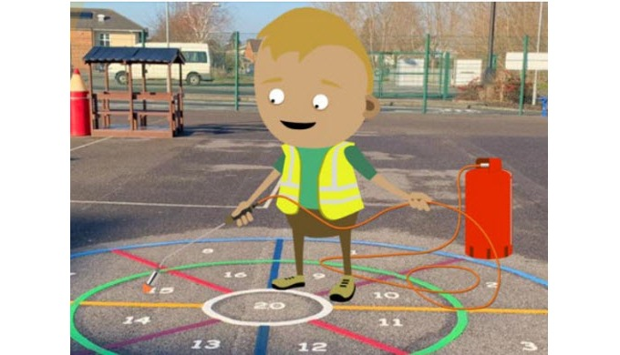 Easy Markings is a one-stop-shop for unique thermoplastic markings, to brighten up your playground! ...