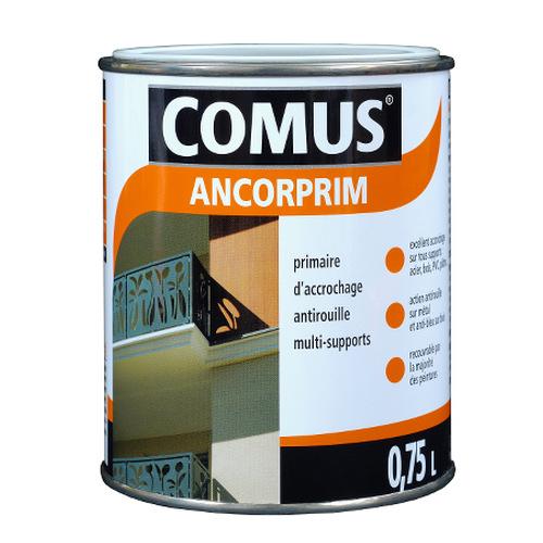 Primaire d'accrochage universel pour métaux ferreux, galvanisé, aluminium, cuivre, inox, bois, PVC.....