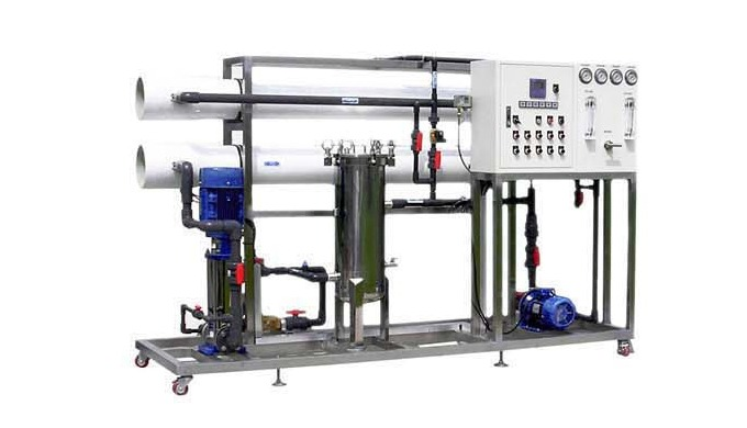 Industrial RO WATER SYSTEM_HINRO-101 (HINRO 50~200 ton)