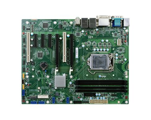 6th/7th Gen Intel® Core™ with Intel® C236 Three independent displays: VGA, DVI-D, DP++ Multiple expa...