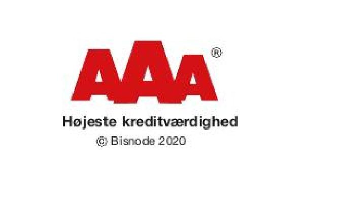 NITO - AAA  - Højeste kreditværdighed 2020