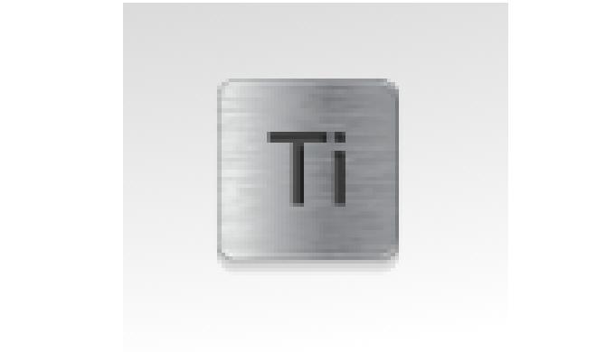 Titanio (Gr.1, 2, 7, 12)