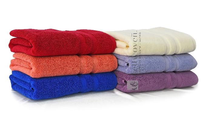 Solid Towel