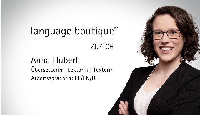 Ich bin eine Übersetzerin und Konferenzdolmetscherin für die Sprachenpaare Französisch-Deutsch und E...