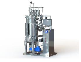 Pilot-scale Fermenter System | bioreactors