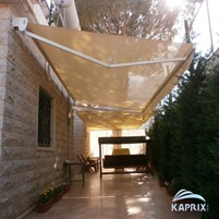 Kaprix has gained a lot of experience in the awnings field, making it the most popular and prestigio...