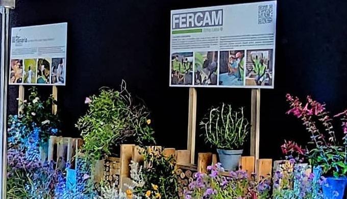 Feria de Roma eco-sostenible
