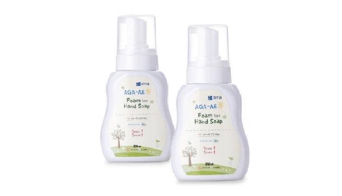 AGA-AE Foam Type Hand Soap