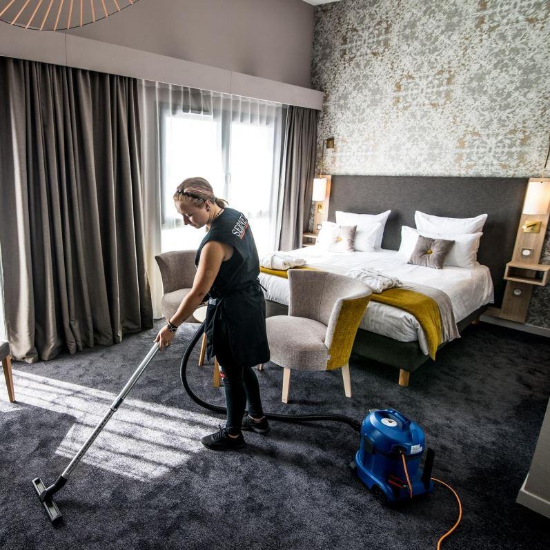 Nettoyage hôtels SERNET