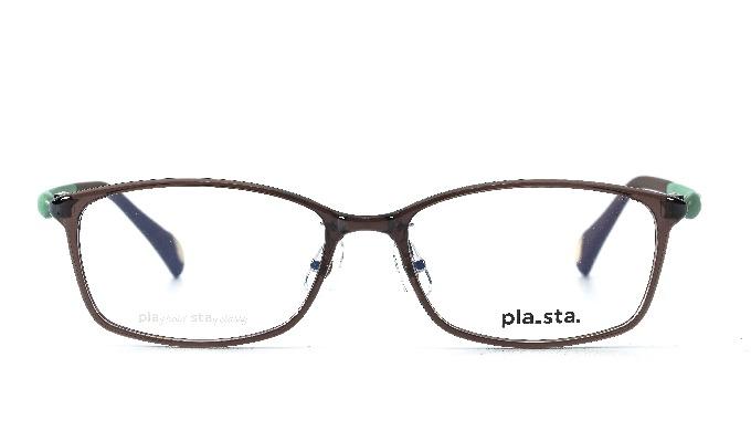 PLASTA / PS-104 Col.23 Light Brown / Classic / Корея оптический