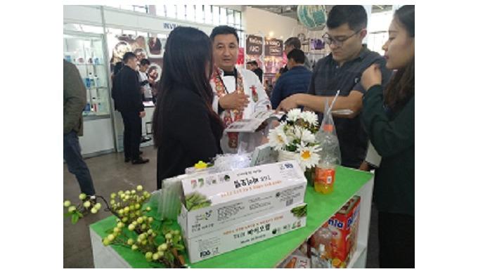 Participate in Uzbekistan Exhibition