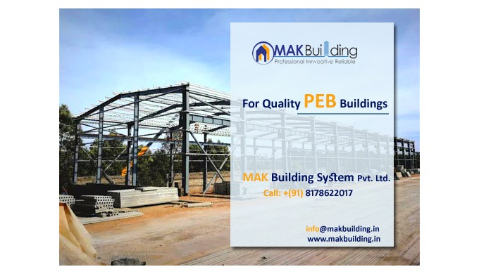 We as a PEB Manufacturer Company always ready to bring you innovative solutions and tools for assist...