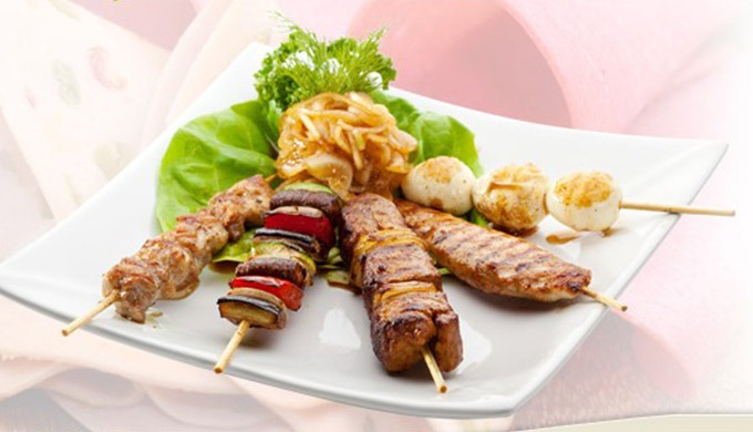 Produits élaborés à base de viande de boeuf