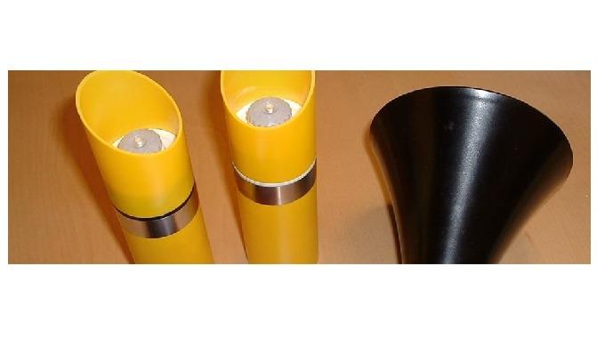 Vi har over 50 års erfaring med produktion af plastik. Blandt andet i form af sprøjtestøbning og fre...