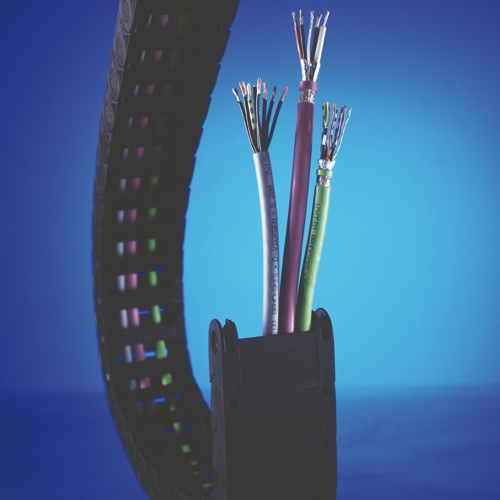 Flexible Cable Track Cables