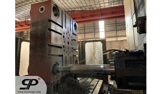 Tapping milling and drilling for casting machining