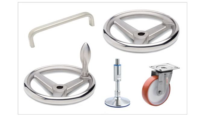 Stainless steel from Elesa - synonymous with quality - catalogue supplement