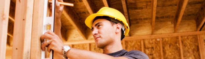 Leverandør av byggematerialer