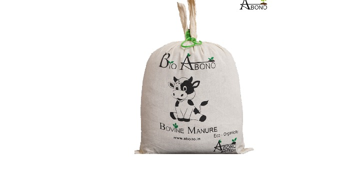It is 100% Natural & Finely Textured, Odourless Organic Fertilizer. Excellent Growing medium for all...
