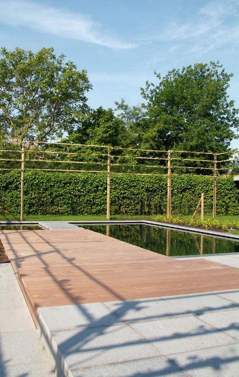 N'hésitez pas à opter pour les lames de Terrasse Lisse Ipé Rainurée & Bouvetée 21 x 145 mm 1,85 ml d...