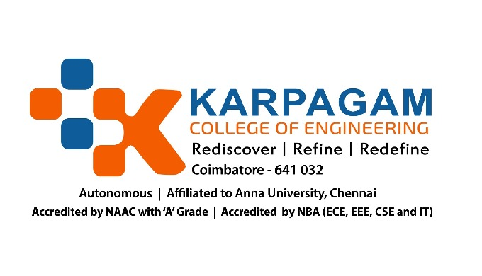 Karpagam College of Engineering is one of the best engineering colleges in Coimbatore. Their excelle...