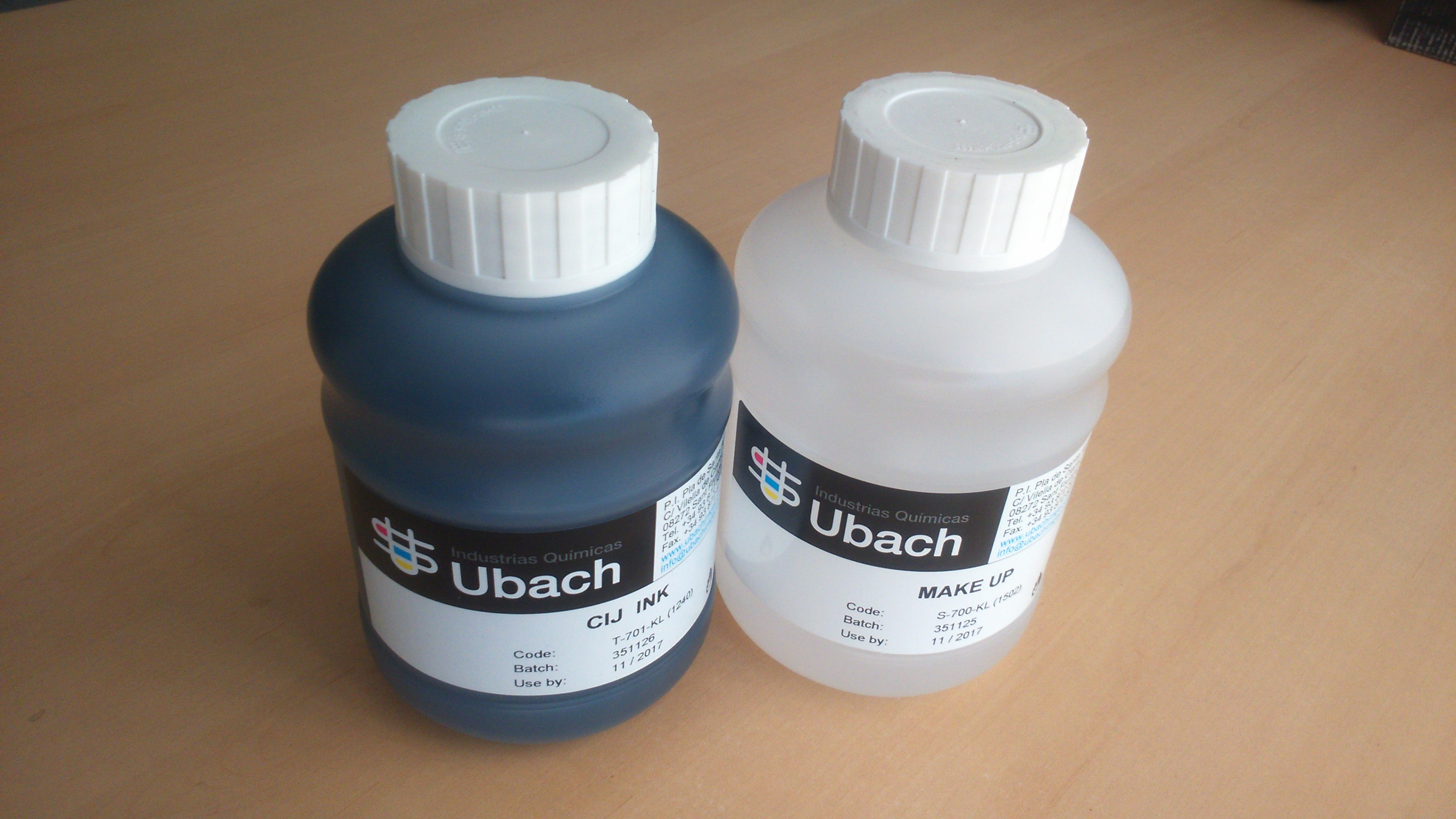 Inks and Solvents for Linx.
