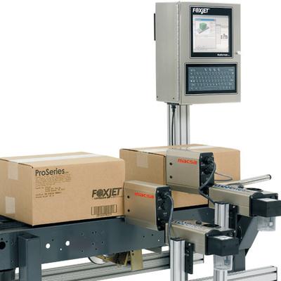 Tagging system for packaging inkjet: MacsaJet Pro