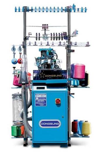 Socks Knitting Machine(DST - 607)