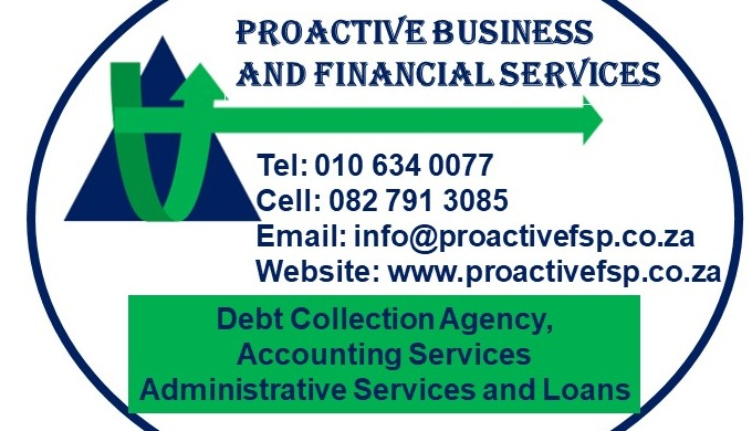 We offer the following services; Debt Collection Agency Outsourcing of Debtors - Commercial and Cons...