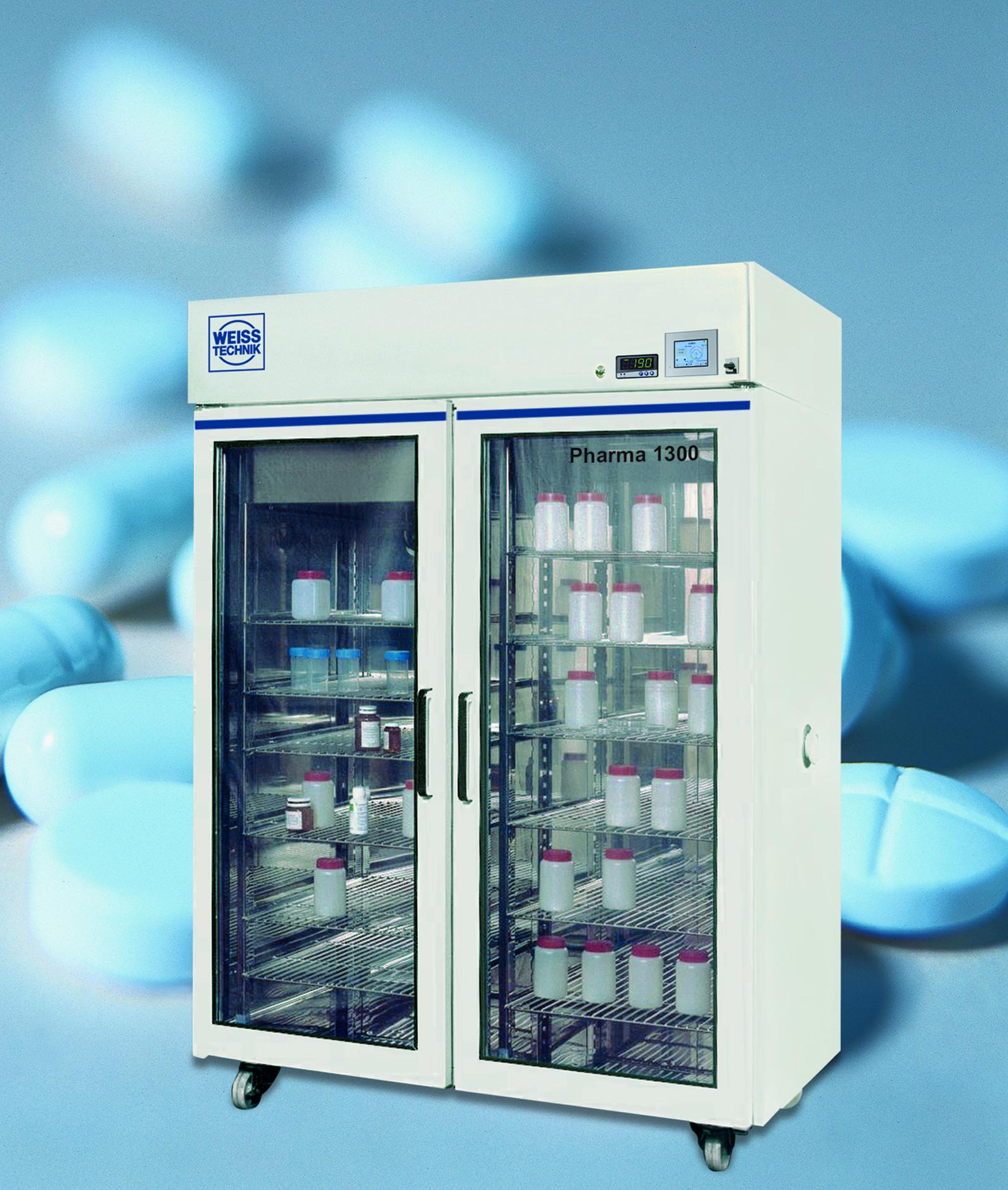 La gamme Pharma est spécialement développée pour les essais de stabilité en laboratoire dans l'indus...